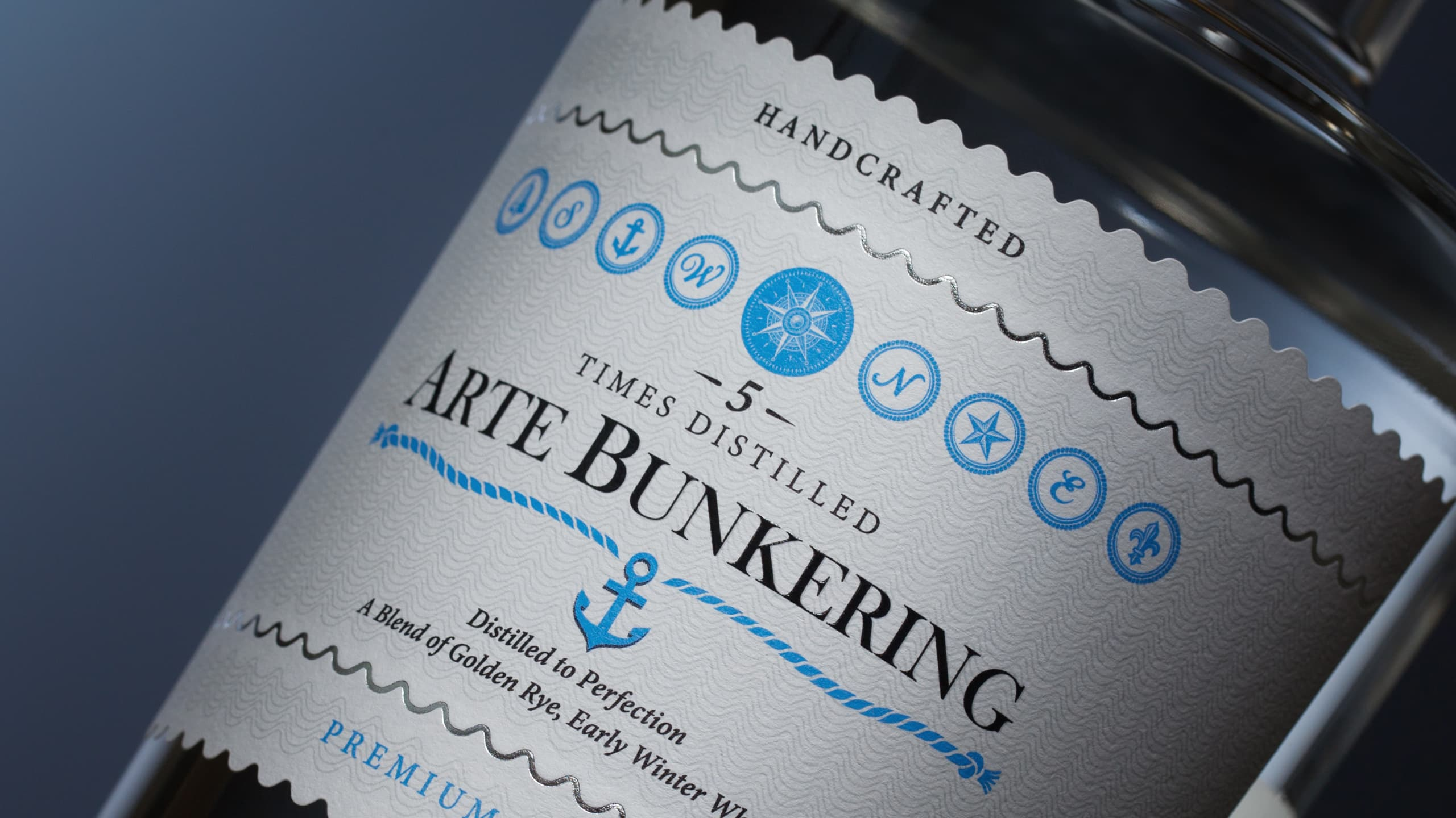 Arte Bunkering packaging