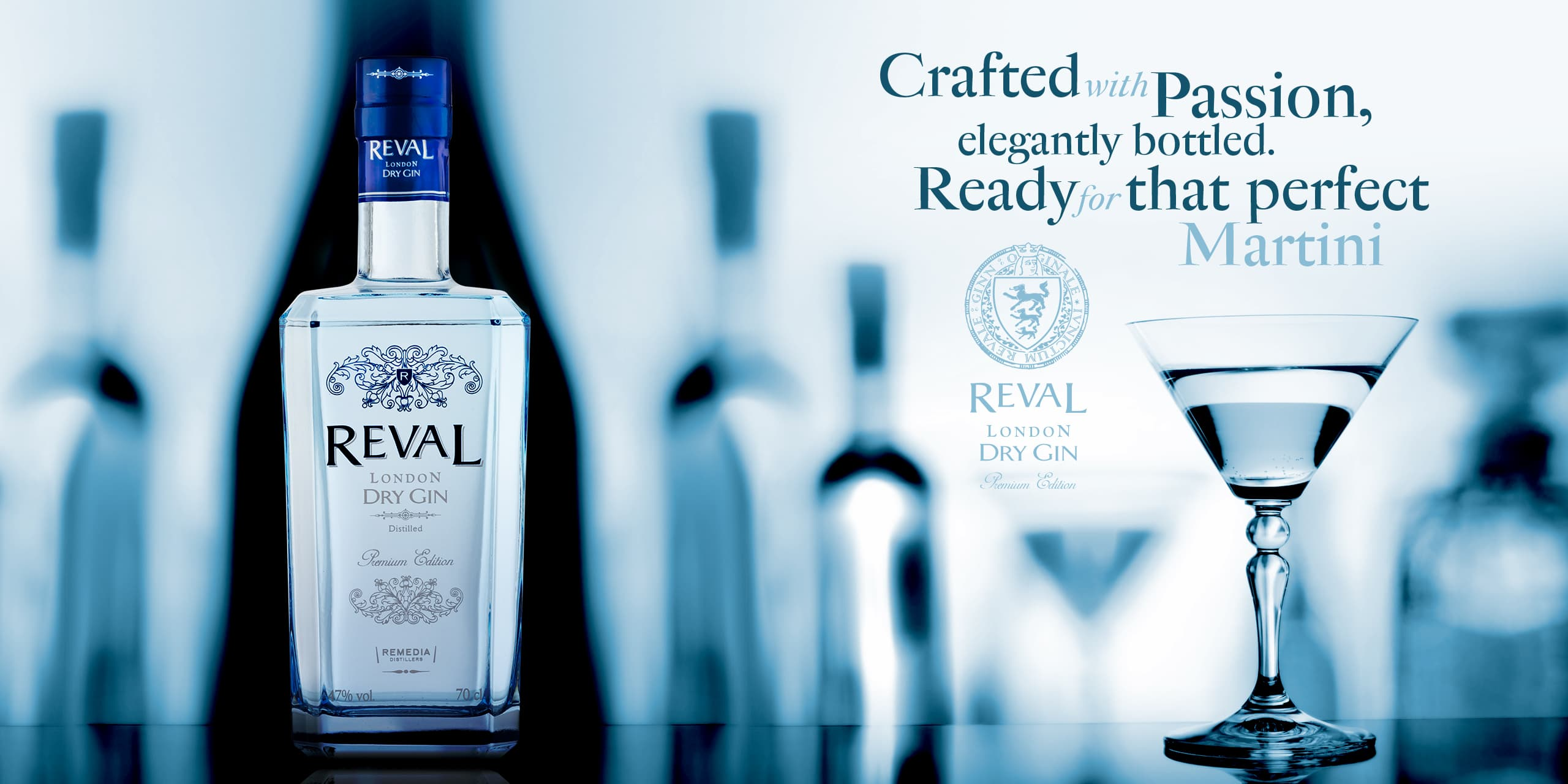 Reval Gin Interactive