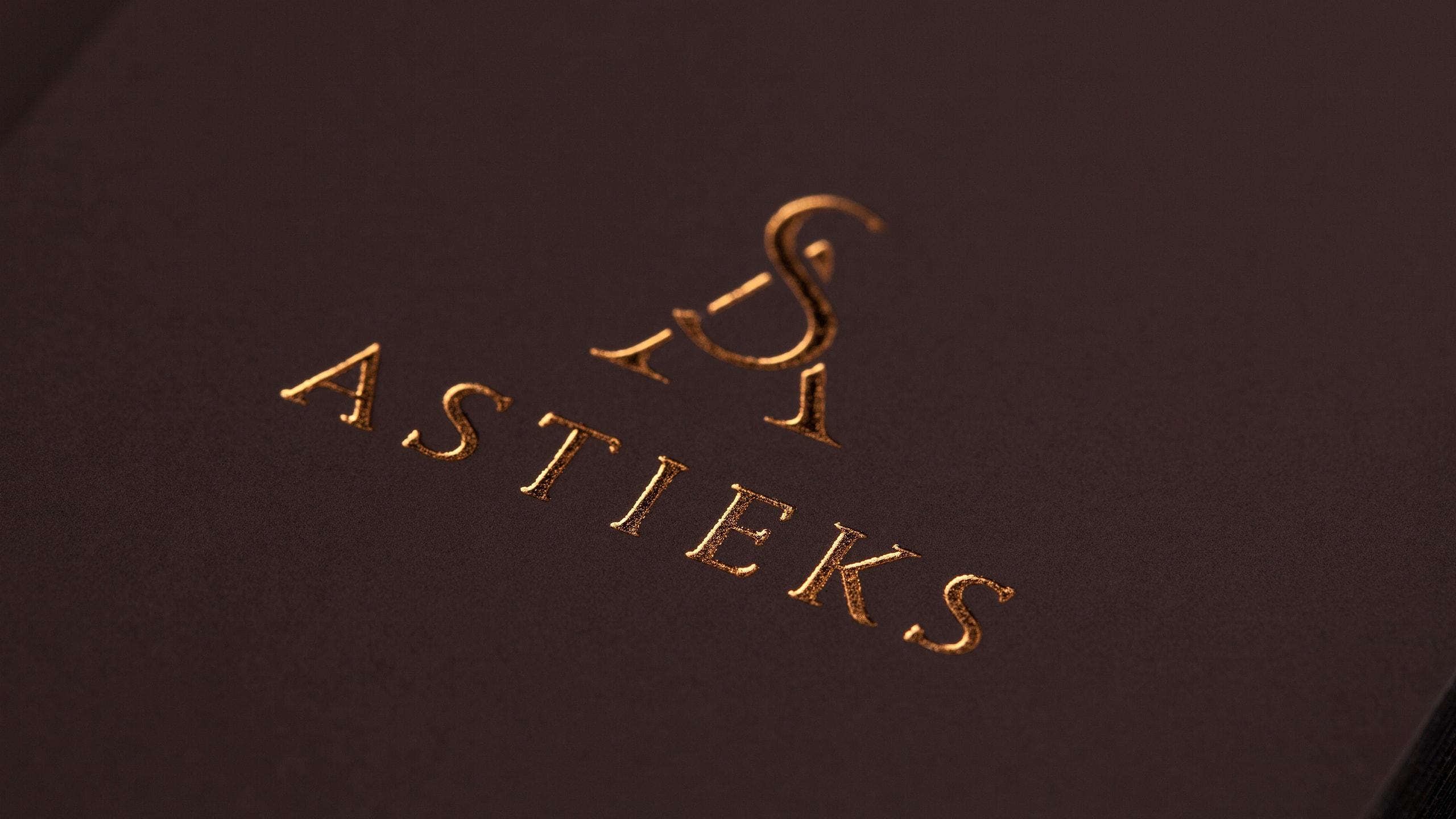Логотип «Астиэкс»