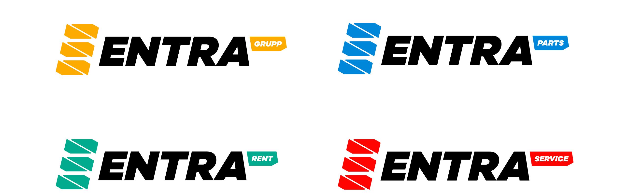 Entra Logotype